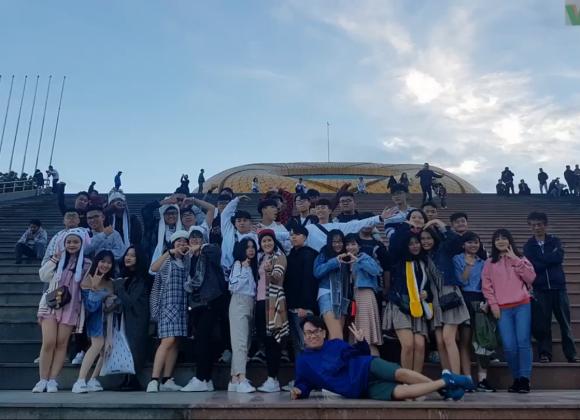 Du lịch du khảo Đà Lạt trường Phước Long Q.9